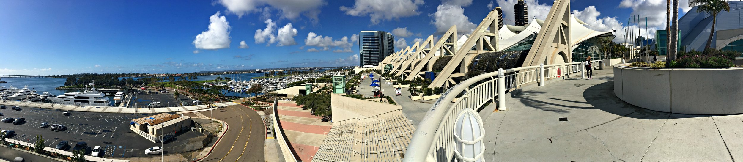 San Diego Convention Center in San Diego, California