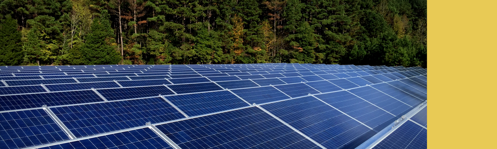 100 KW Solar Garden Located at Ouachita Electric Cooperative in Camden, Arkansas.