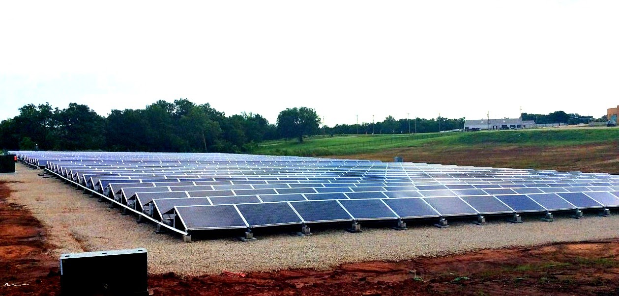 Central Electric Cooperative (CEC) - 500 KW Ground Mount System - STILLWATER, OKLAHOMA