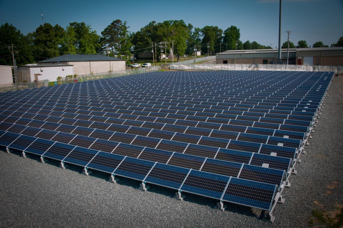 Arkansas Electric Cooperatives, Inc. (AECI) - 100 KW Ground Mount System - LITTLE ROCK, ARKANSAS