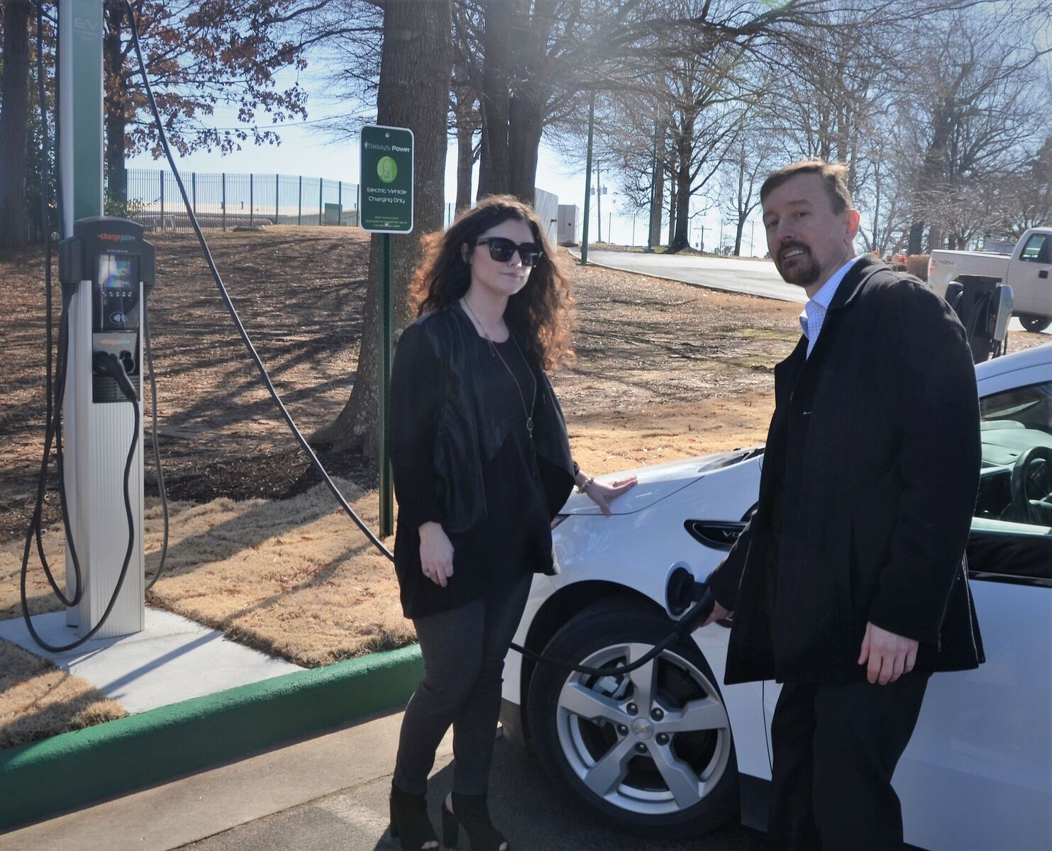 Level 2 Public & WorkPlace Charging - The Electric Cooperatives of Arkansas - Little Rock, AR