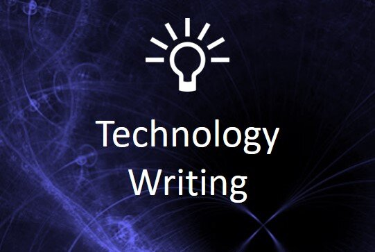 technology writer services