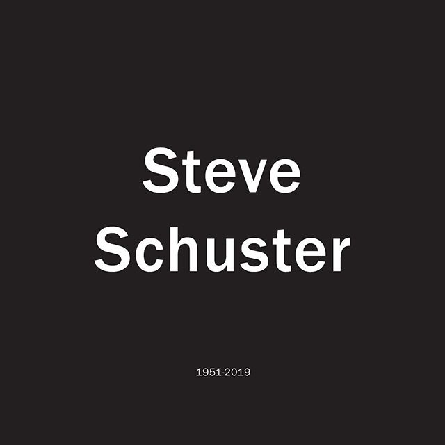 This is a name that should be committed to memory. If there ever was a person that helped mold Raleigh to what it is today it's Steve Schuster. He peacefully left us too soon yesterday and our hearts go out to his family and everyone connected to him. The Assembly would not have been possible without him giving 5 starry eyed kids a chance 3 years ago. As a matter of fact if you look around many of the architectural wonders and places of interest would not be here without Steve.  Let us not forget this name and the great man connected to it. Thank you Steve Schuster #raleighlegend #rip #neverforgethim