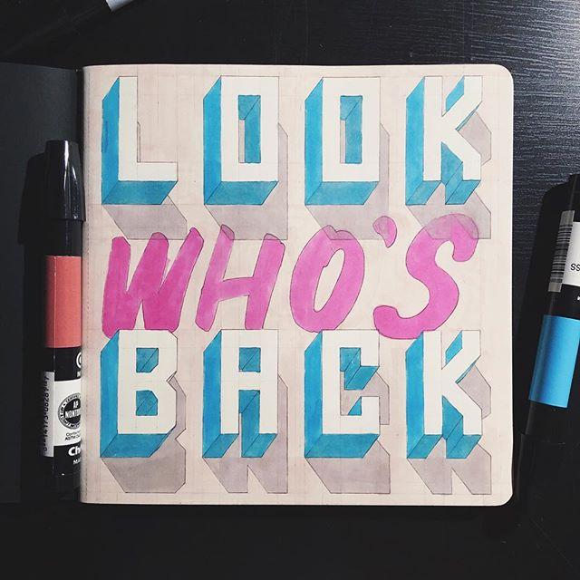 L👀k who's back! —  heroandcape.com