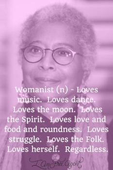 Womanist Definition Part 3