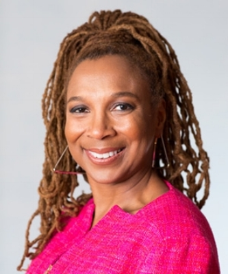 Legal Scholar Kimberle Crenshaw