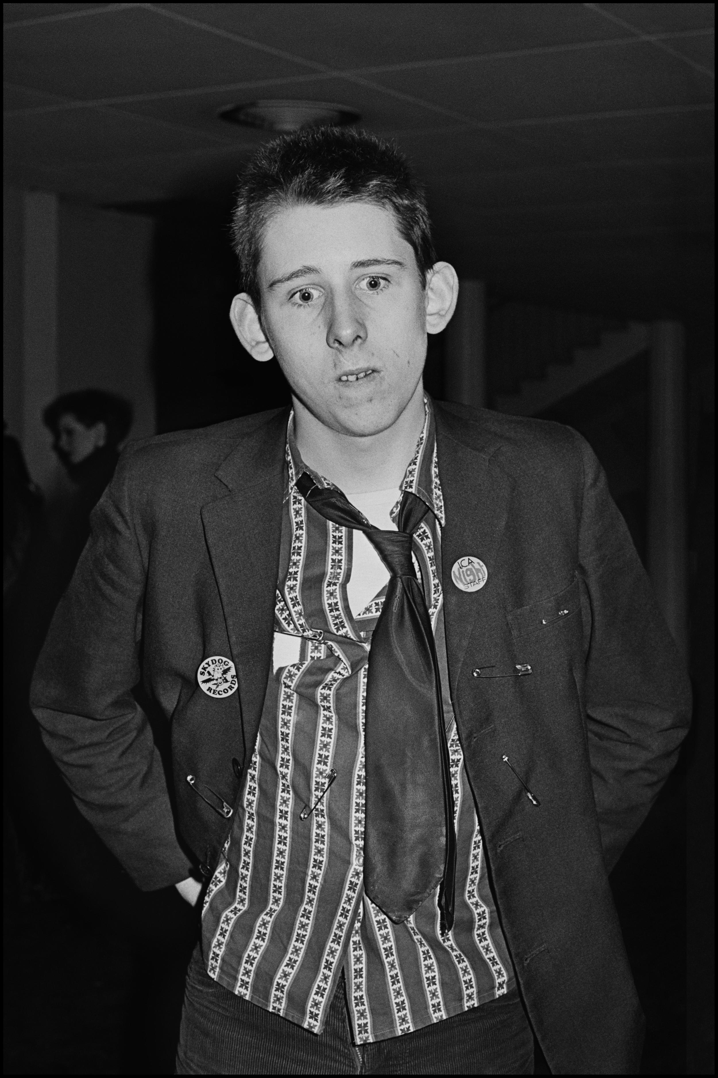 Shane McGowan - ICA 1976