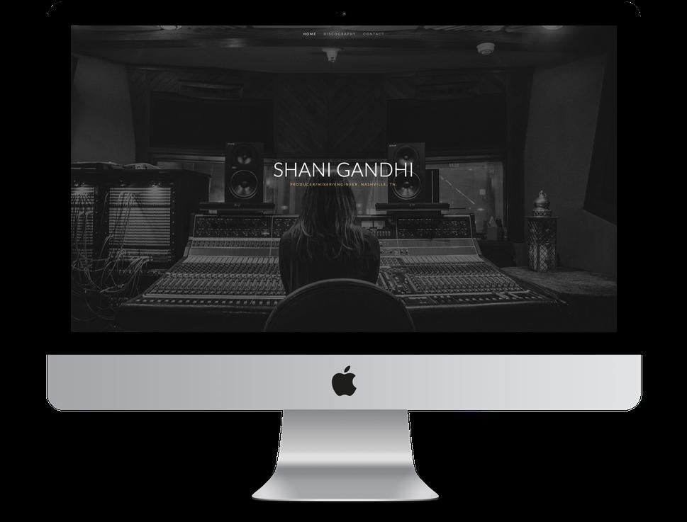 Shani Gandhi 🏆