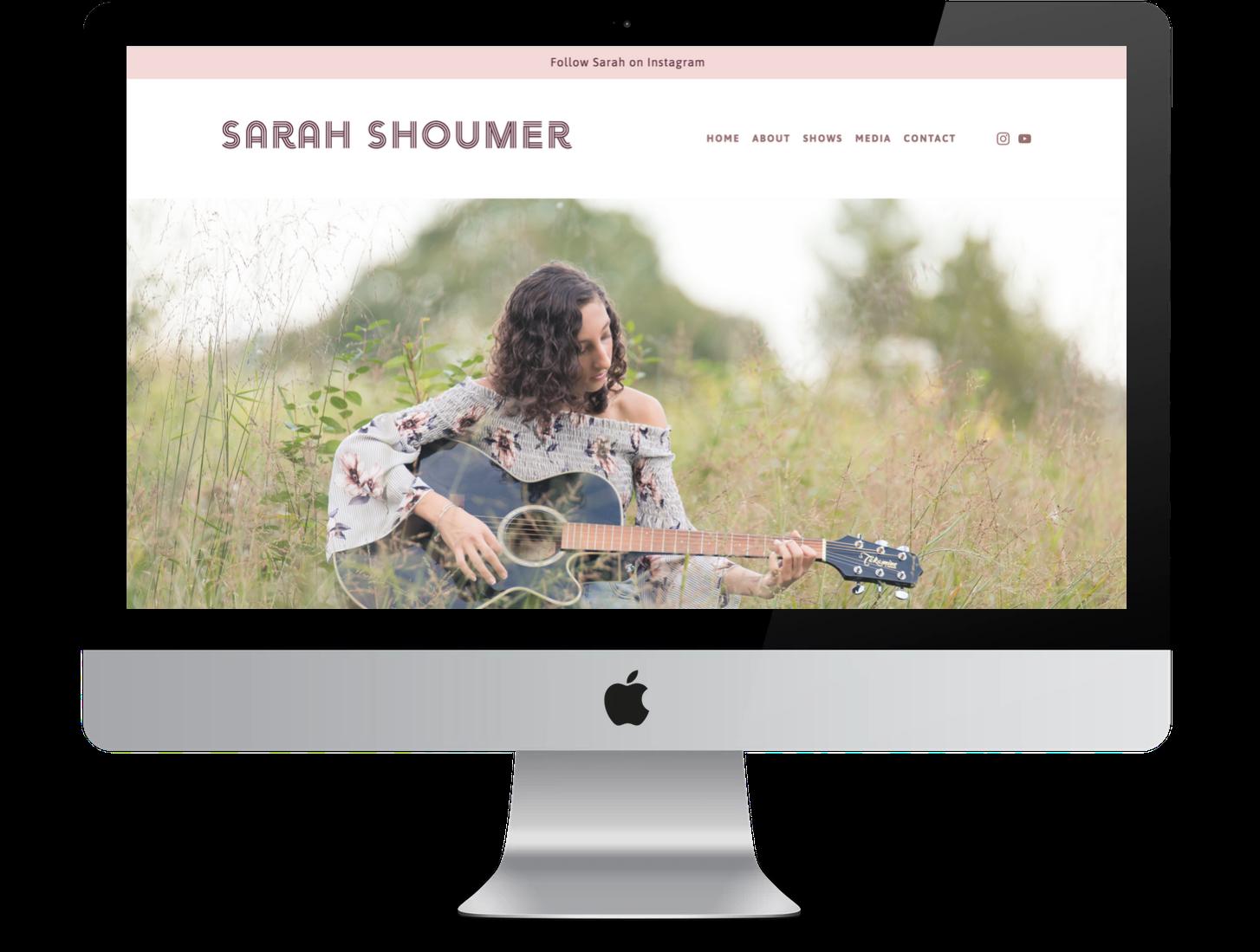 Sarah Shoumer
