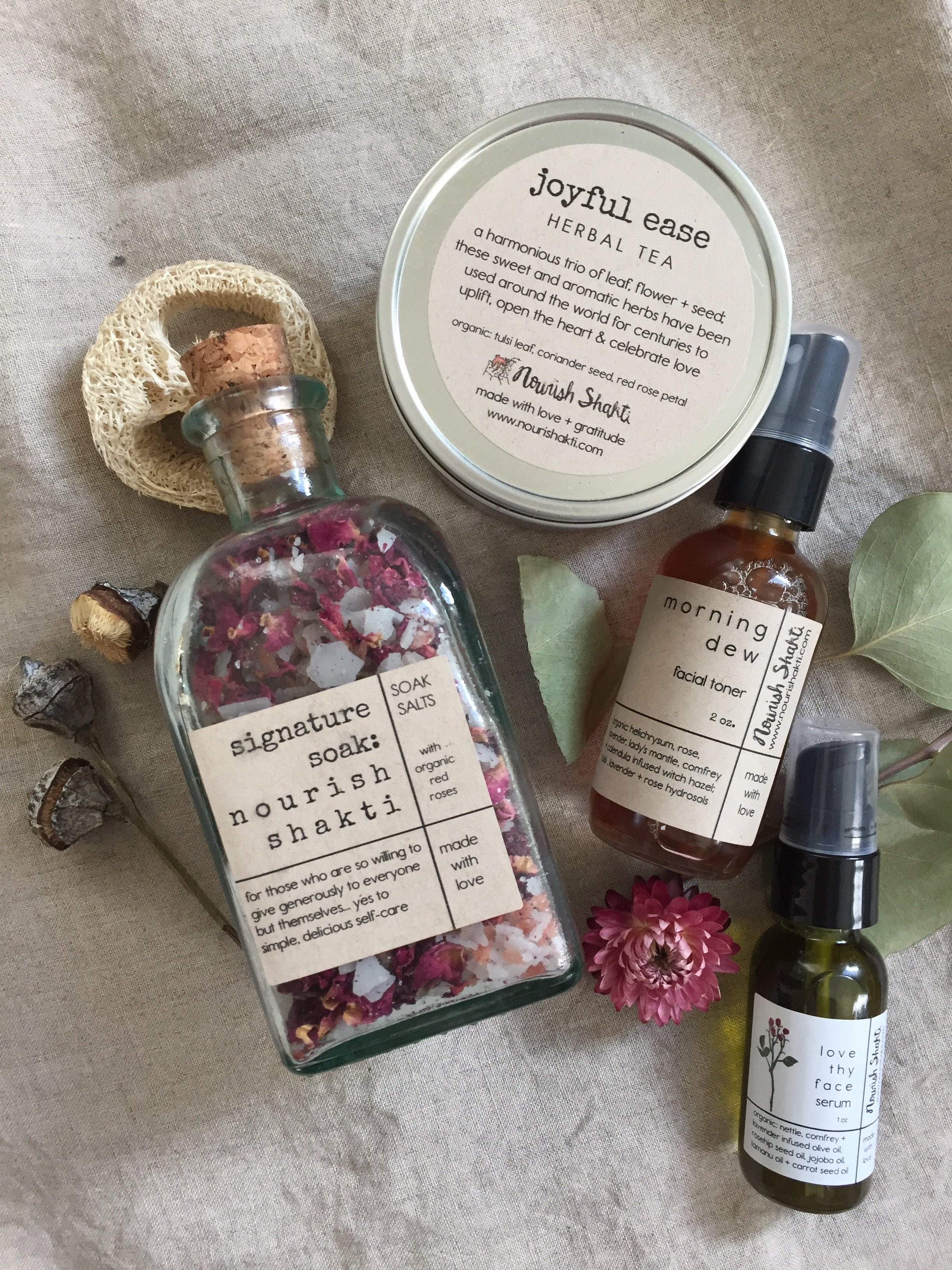 Stockists — Nourish Shakti Holistic Health and Herbal Skincare