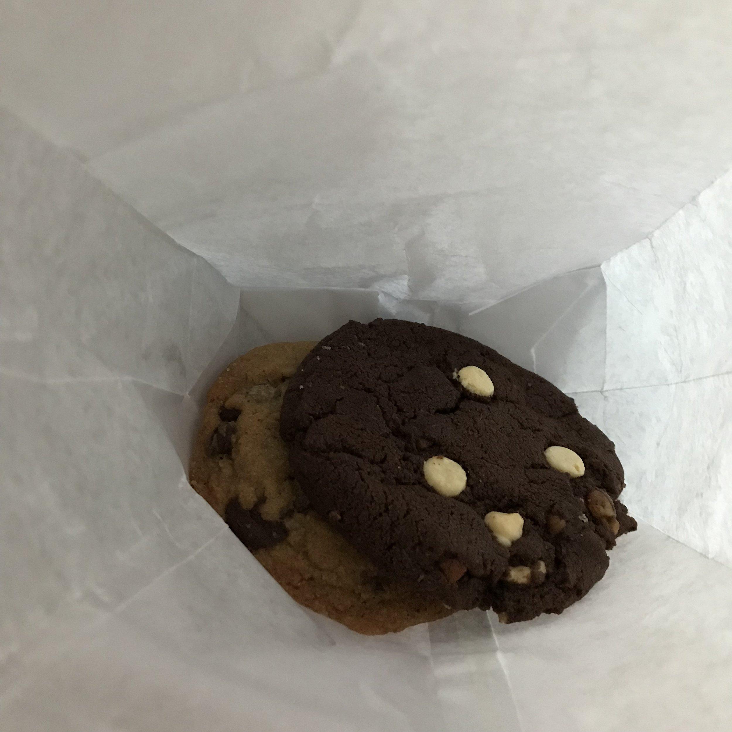 2 Cookies N More cookies