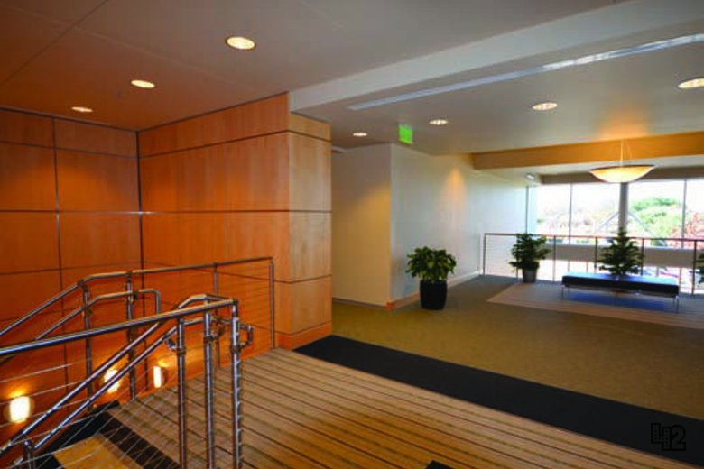 Office Lobby at 12345 North Lamar Boulevard