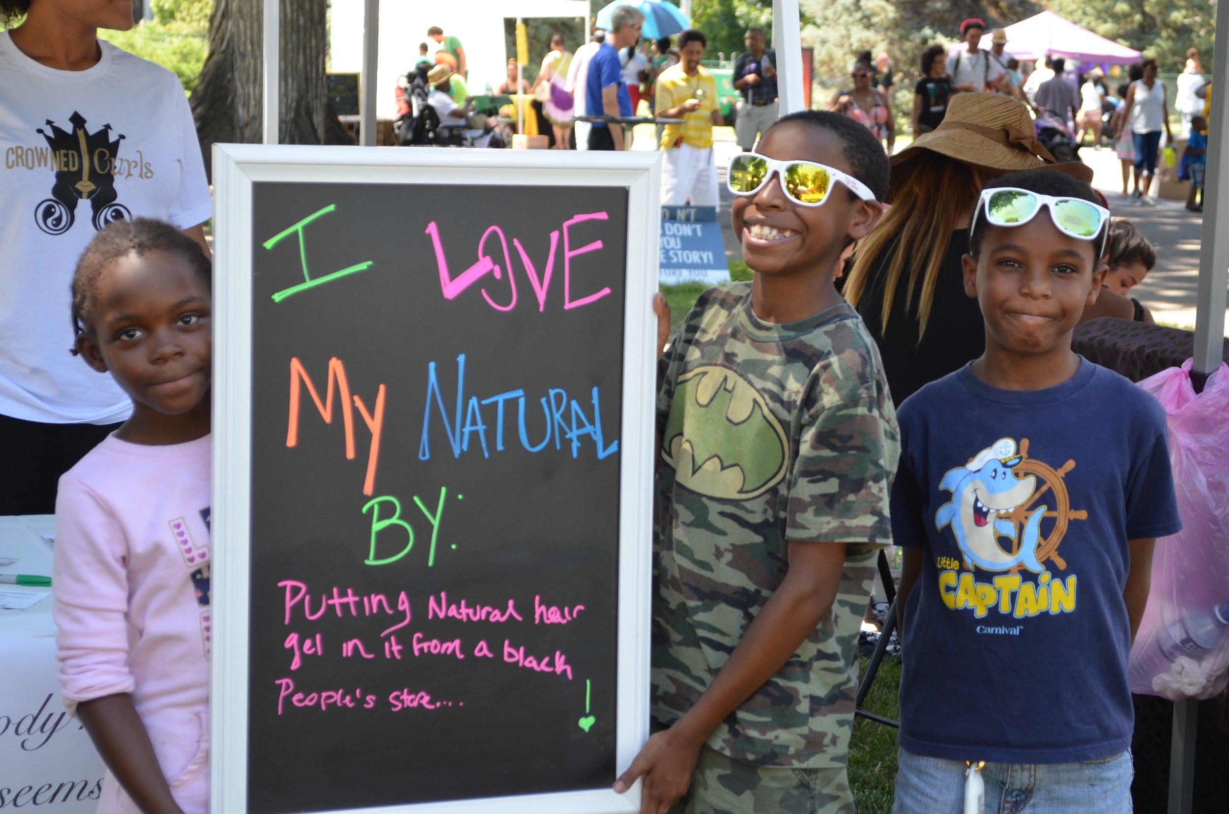2016 Colorado Black Arts Festival
