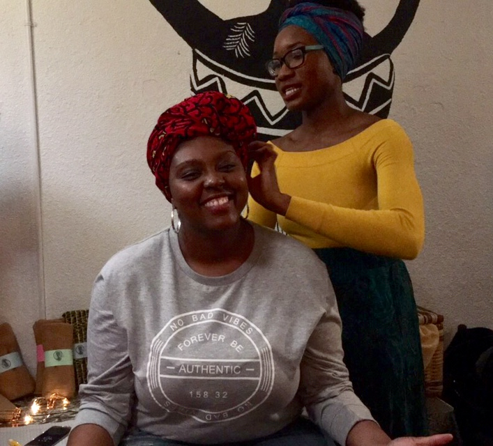 Crowned Chakras: A Spiritual Connection to our Hair