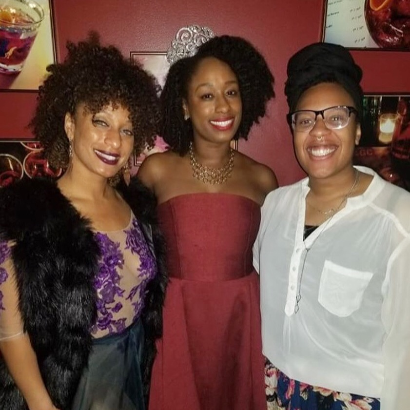 2018 'A Curly Affair Party!'