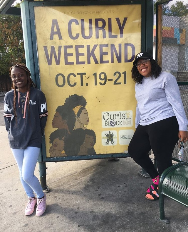 2018 'A Curly Weekend'