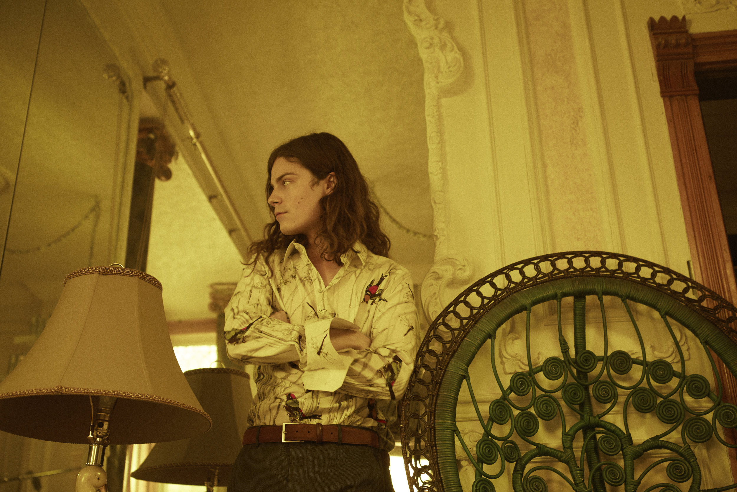 BØRNS x HOLT RENFREW