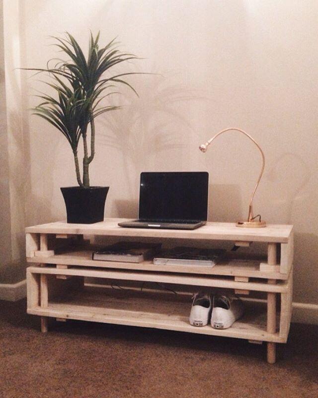Pallet wood project ⚒ #furniture #design