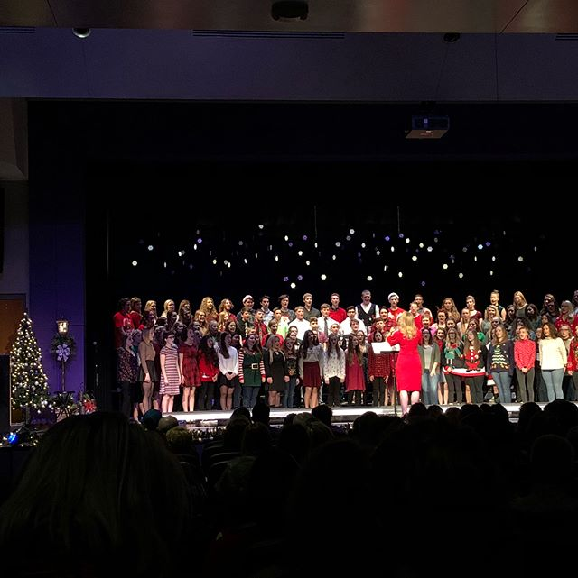It's been a great start to the Christmas season in House District 100 with the Bethany High School Christmas Concert & the Warr Acres Christmas Tree Lighting!