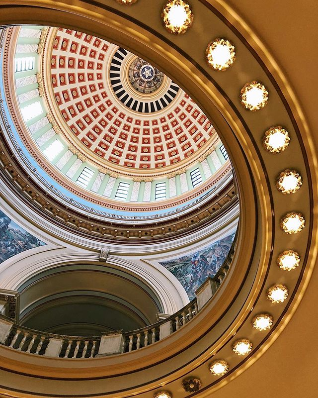 "Today is the first day of the Second Regular Session of the 56th Legislature!  In the days ahead, we're continuing to work on the difficult problems facing our state — finding long term solutions to our state's budget, giving teachers a pay raise, and a host of other major issues. """"Behold, I send an angel before you to guard you on the way and to bring you to the place that I have prepared."" ‭‭Exodus‬ ‭23:20‬ ‭"