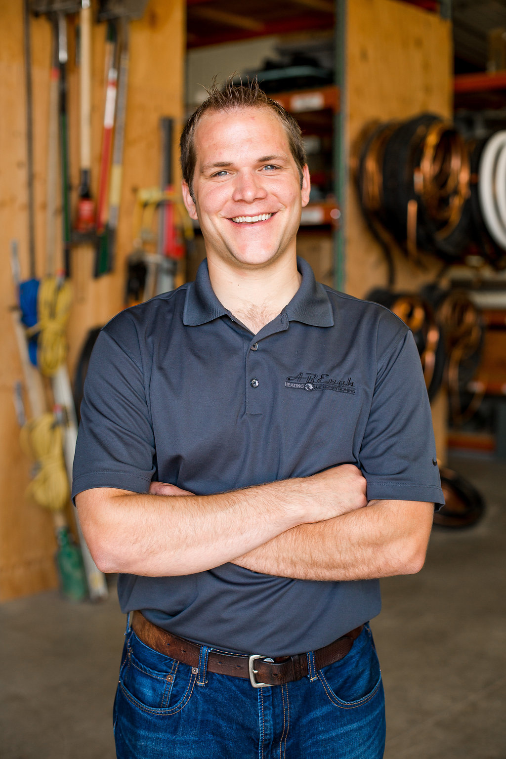 Mike Welz   HVAC/Plumbing Estimator