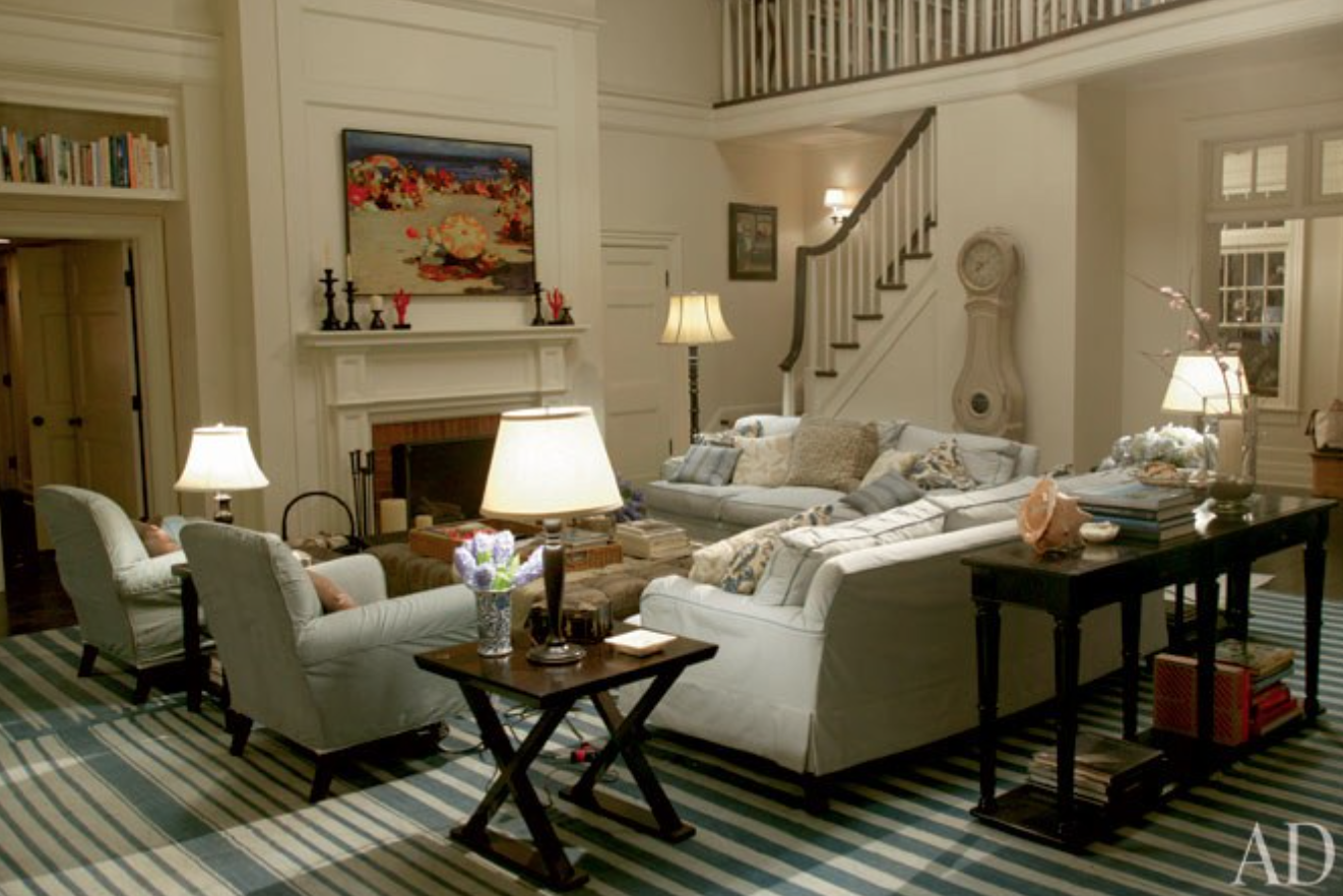 Photography by Architectural Digest, Design by Beth Rubino