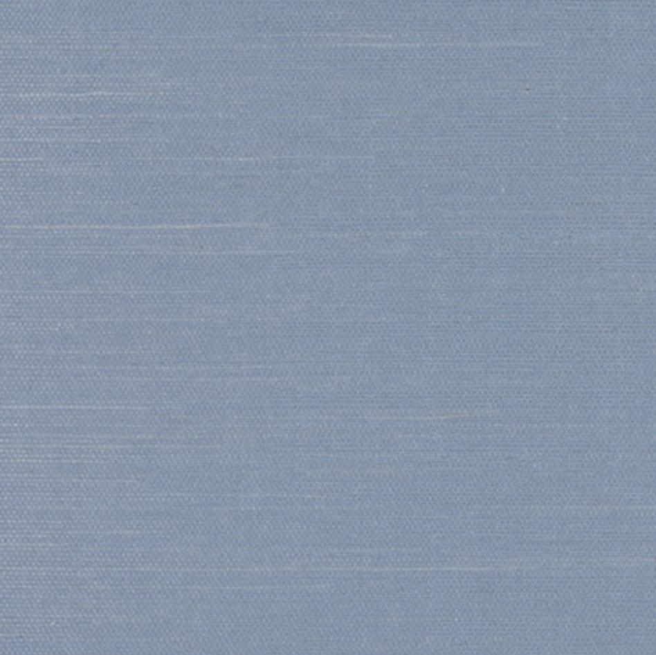 Ralph Lauren Home, Acacia Grass Cloth in colour French Blue