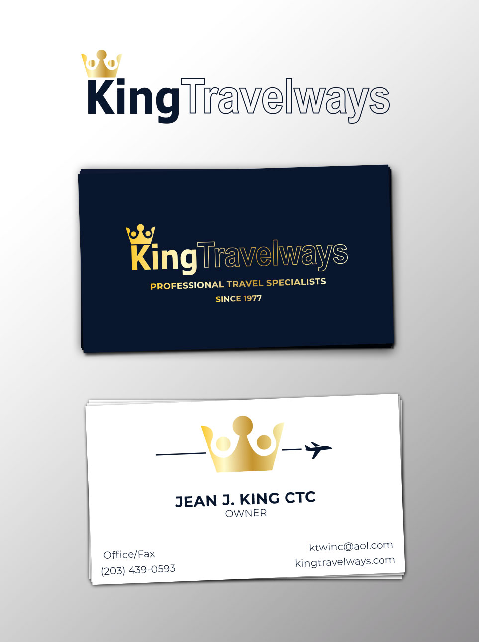 King Travelways Rebrand 2019