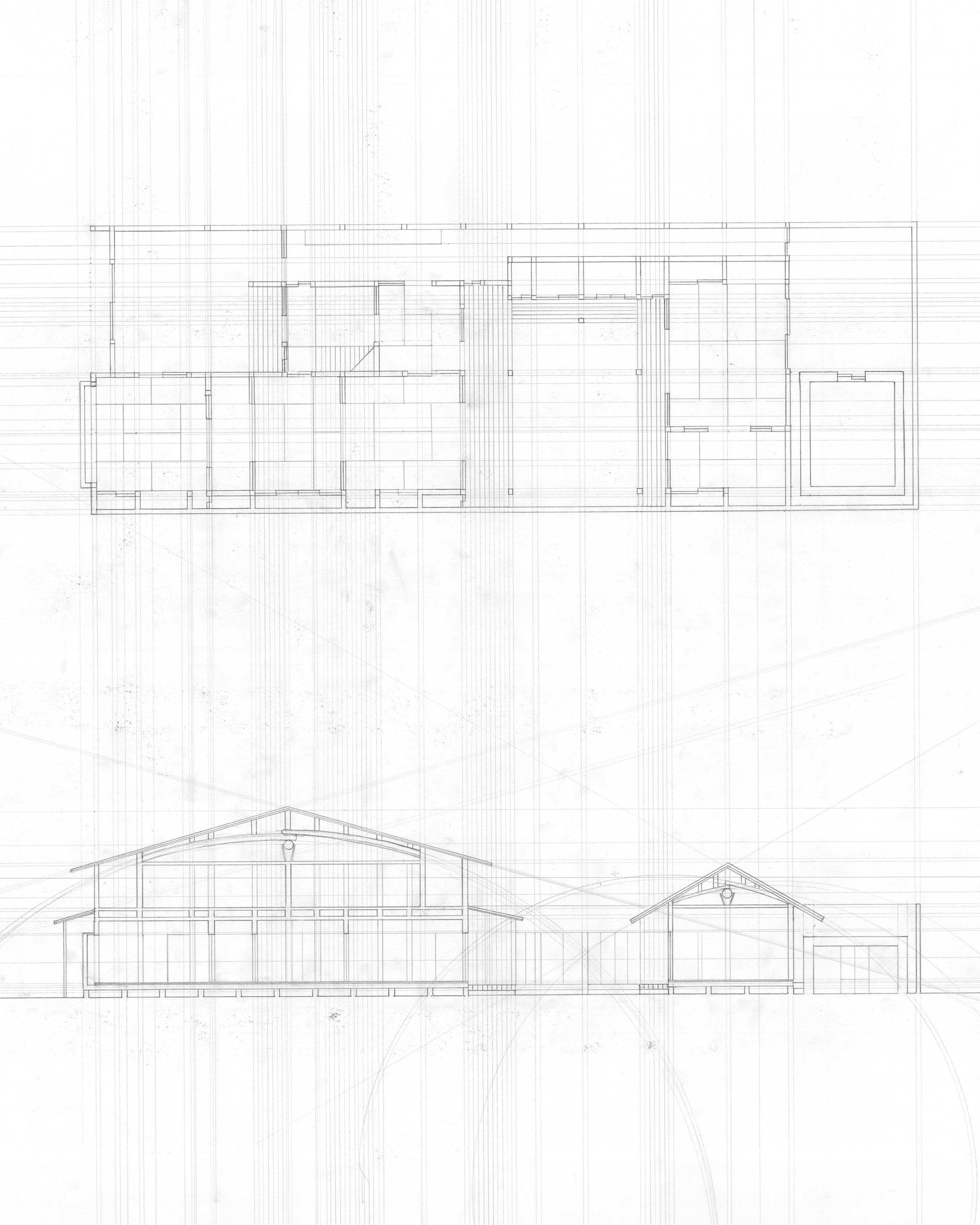 TYPICA LONG PLAN MACHIYA HOUSE