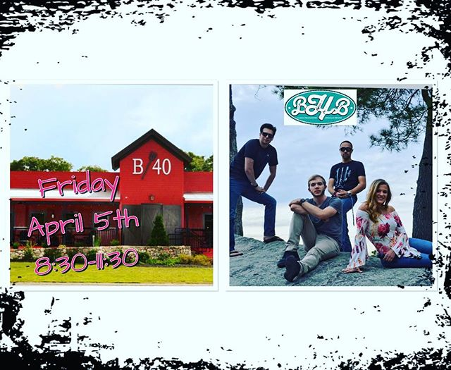 """It's Friday """"TONIGHT"""" @back40ri  Come out to start your weekend with us... bringing in the classics! #back40 #bhbclassics #livemusic #fridaynight"""