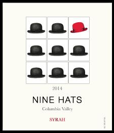 Nine Hats Wines Logo   Just Add Yoga Partner Venue