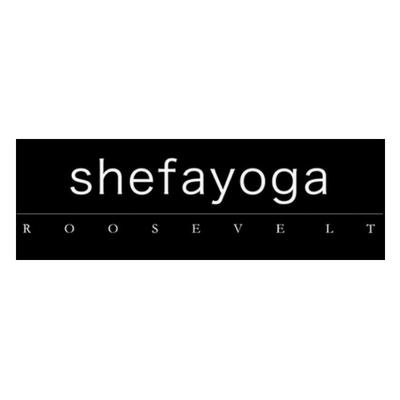 shefayoga logo   Just Add Yoga Partner