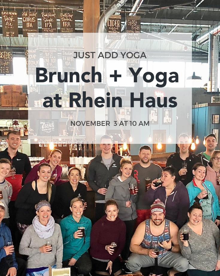 Brunch + Yoga at Rhein Haus Pinterest.png