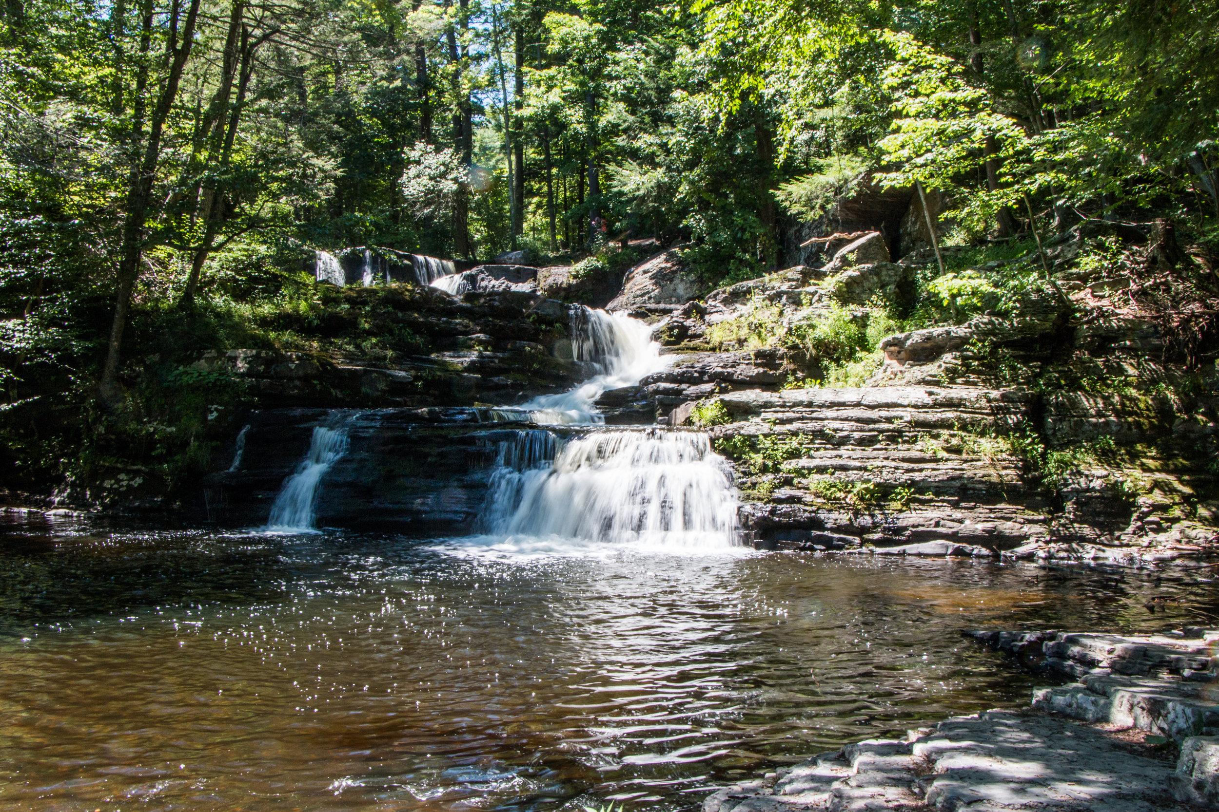 George W. Childs Park Trail