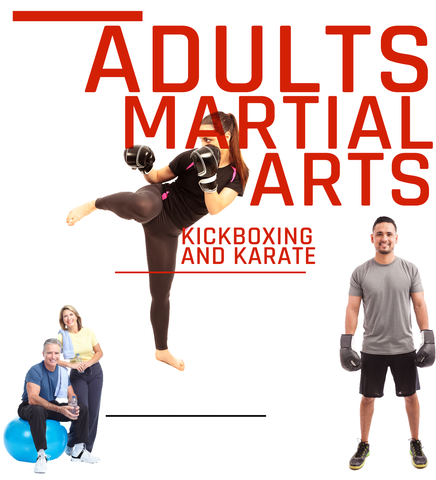 Adults Martial Arts in Mansfield, Texas