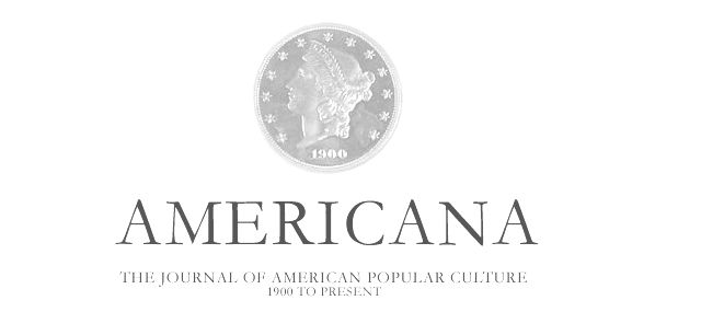 CONVERSATIONS WITH SCHOLARS OF AMERICAN POPULAR CULTURE - Americana Journal // Fall '16