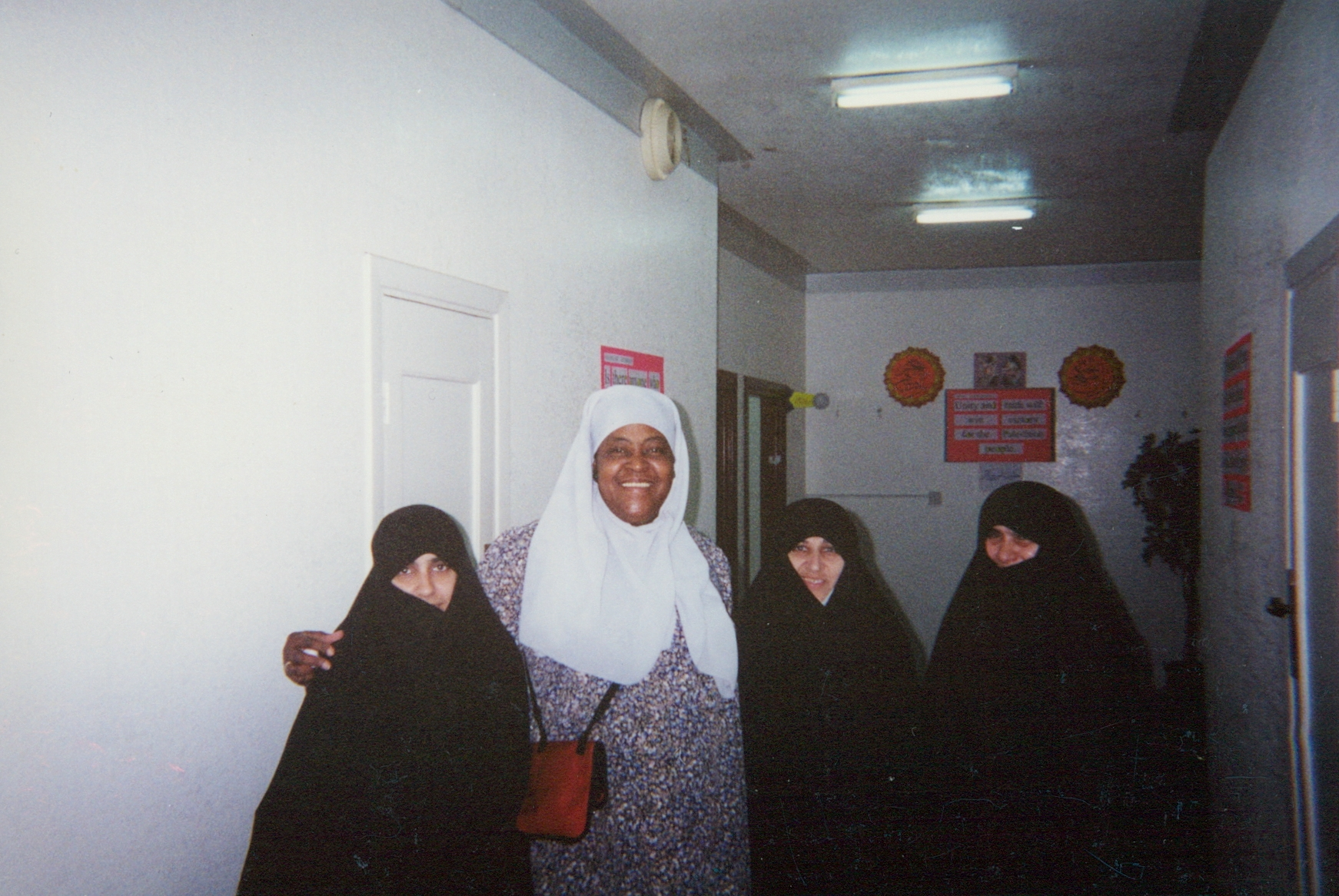 Umi with Iranian Sisters.jpg