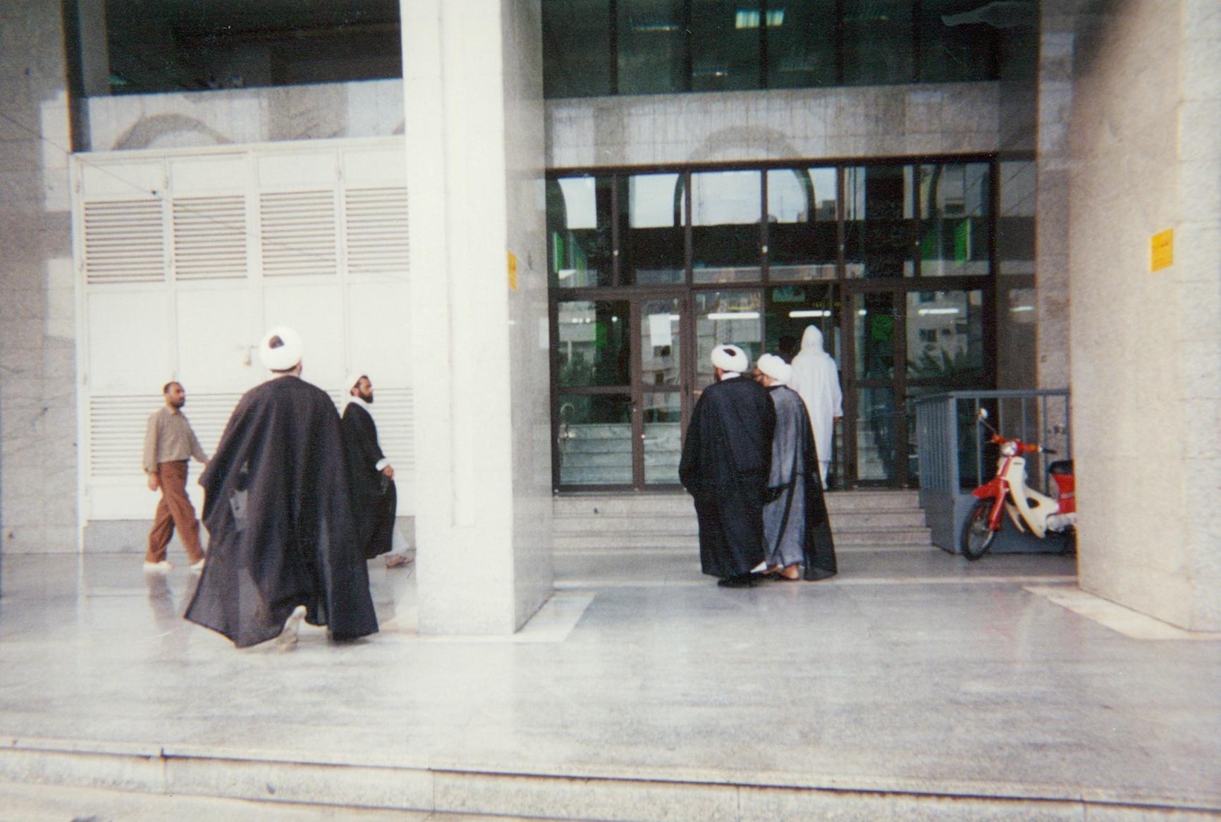 Men outside Iran Center.jpg