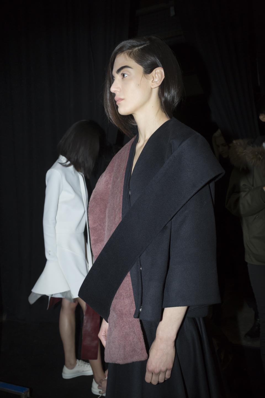 Claudia Li F/W'16