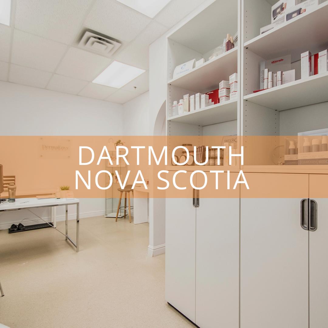 Dartmouth NS - 50 Tacoma Drive, Unit 18ADartmouth Nova Scotia B2W 3E6902.469.3376dartmouth@dermaenvy.com