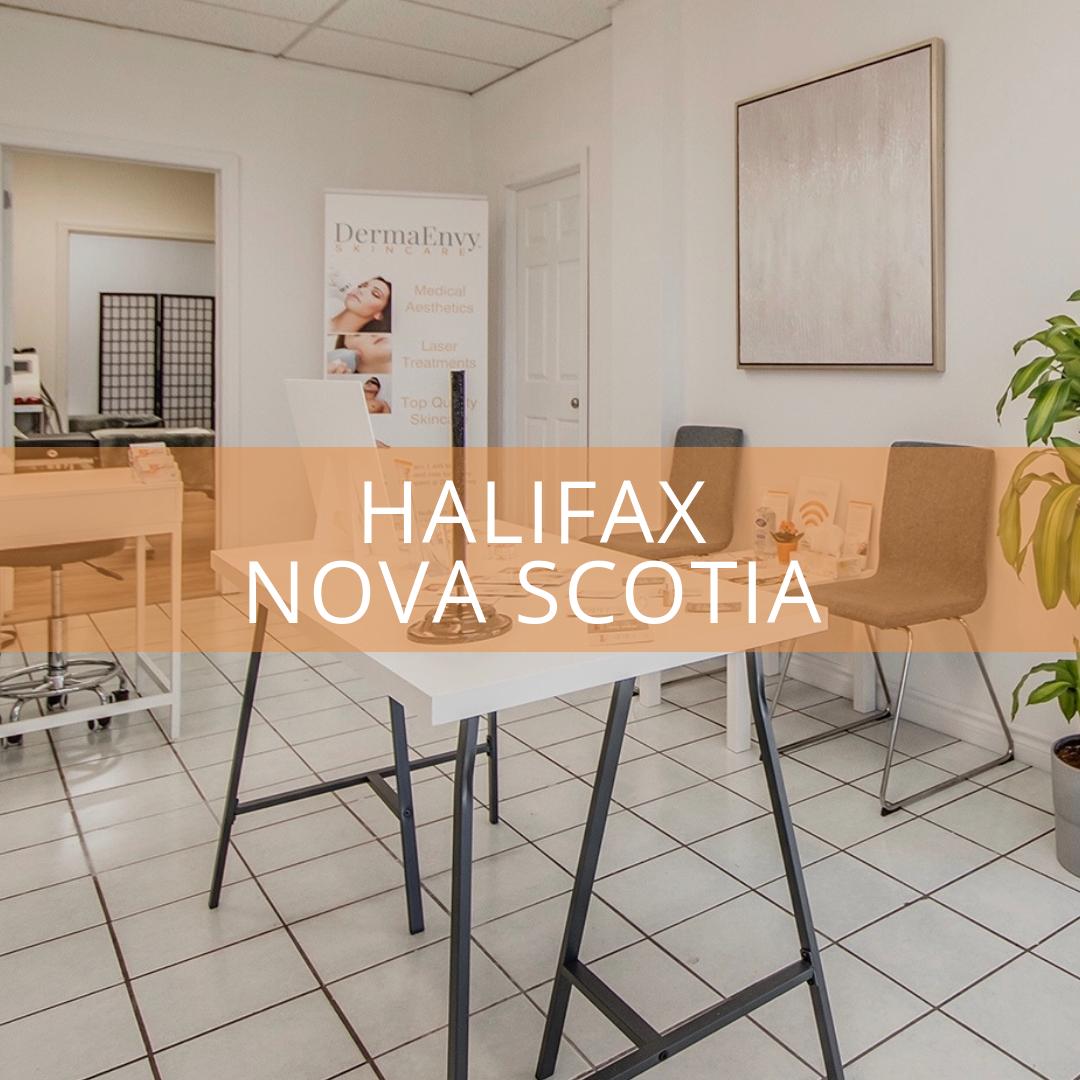 Halifax NS - 3700 Joseph Howe DriveHalifax Nova Scotia B3L 4H7902.445.3304halifax@dermaenvy.com