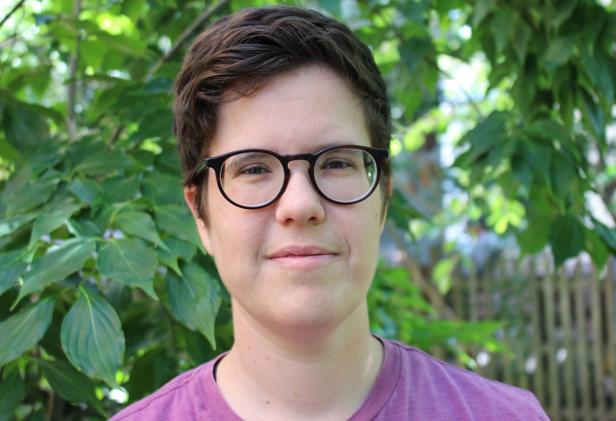 Ada McMahon makes documentary films and other nonfiction media. Much of her video work is made in collaboration with people who tell their stories in service to shifting power, fueling grassroots organizing, and challenging interlocking systems oppression. She grew up in Cambridge, Massachusetts, and has been involved in community media making on the Gulf Coast with Bridge The Gulf Project,  Ten Years After Katrina  (produced by the Greater New Orleans Organizers Roundtable), and Land of Opportunity. Ada holds a bachelor's degree from Harvard University and is currently an MFA candidate in Film, Video, Animation, and New Genres at the University of Wisconsin – Milwaukee.              .