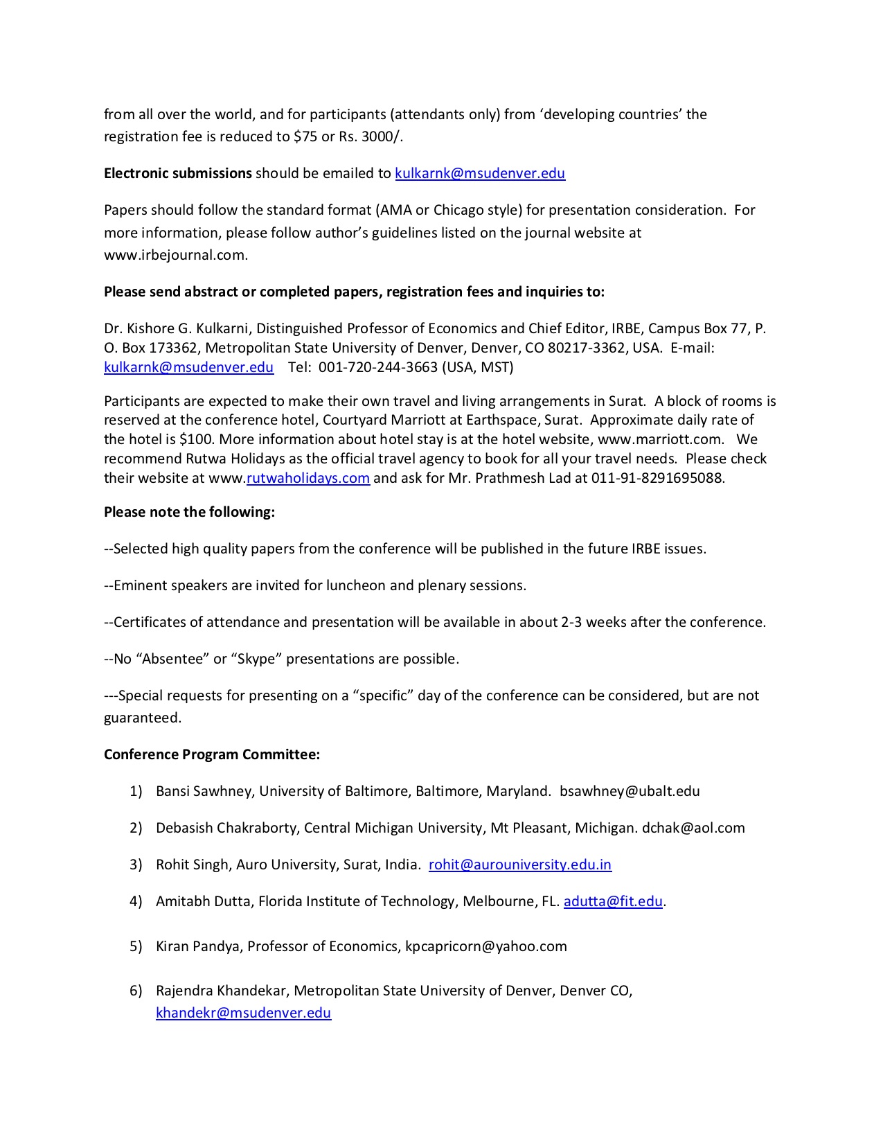call for papers for December 2019 irbe conference revised updated page 2.jpg
