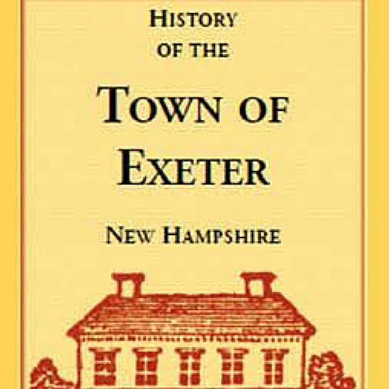The History of Exeter by Charles Bell