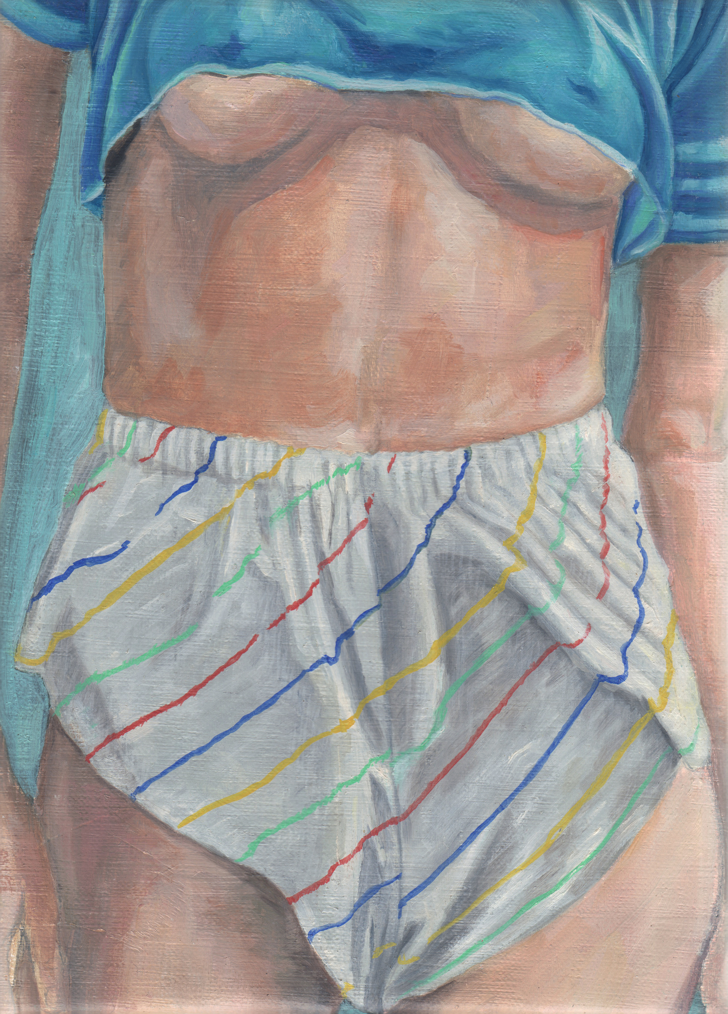 """Perv Painting I"" (series)"