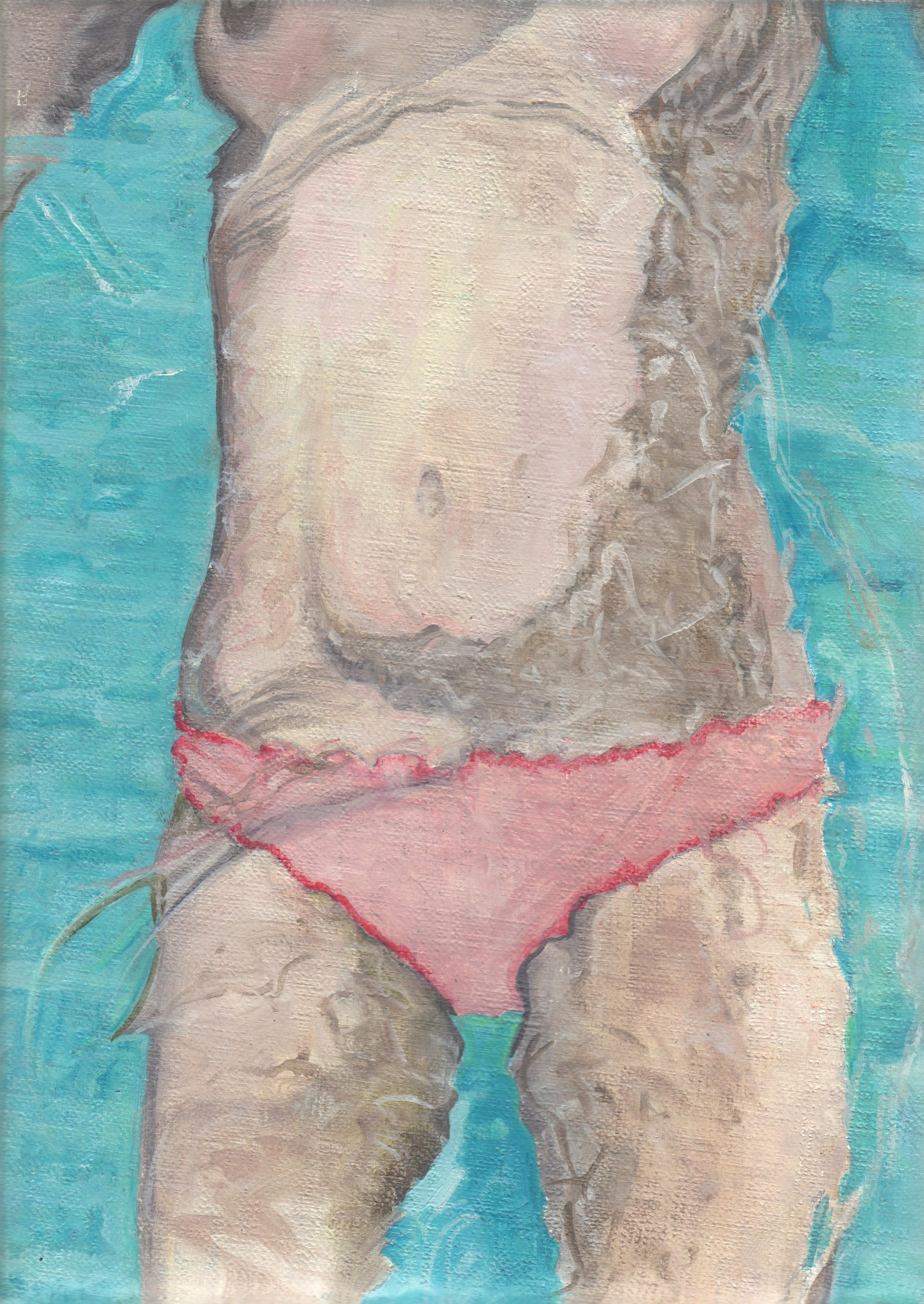 """""""Perv Painting II"""" (series)"""