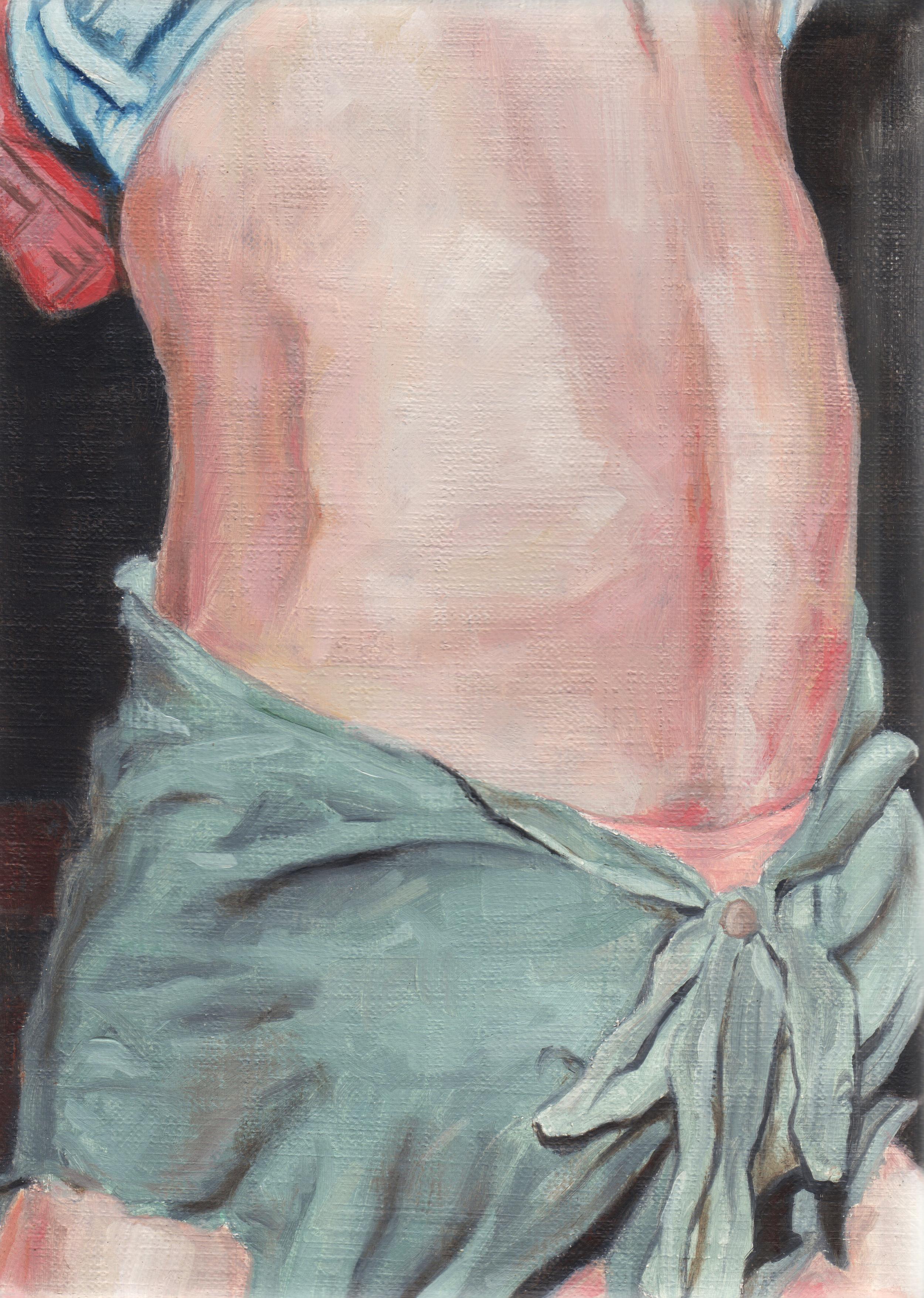 """Perv Painting V"" (series)"