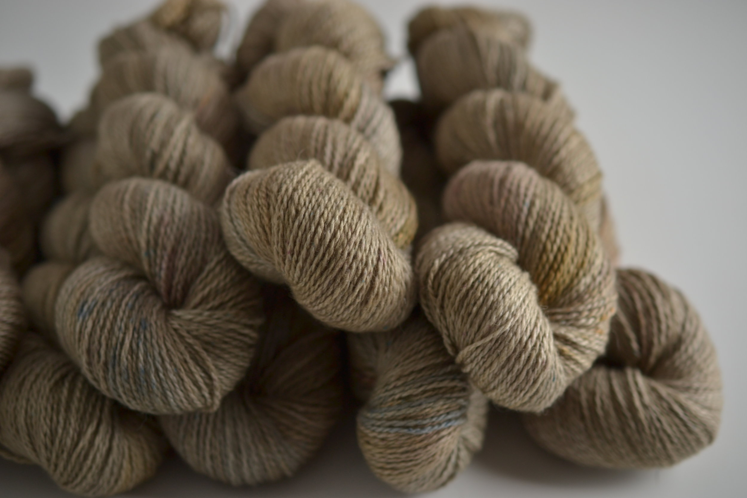 Moonrock - cashmere + silk