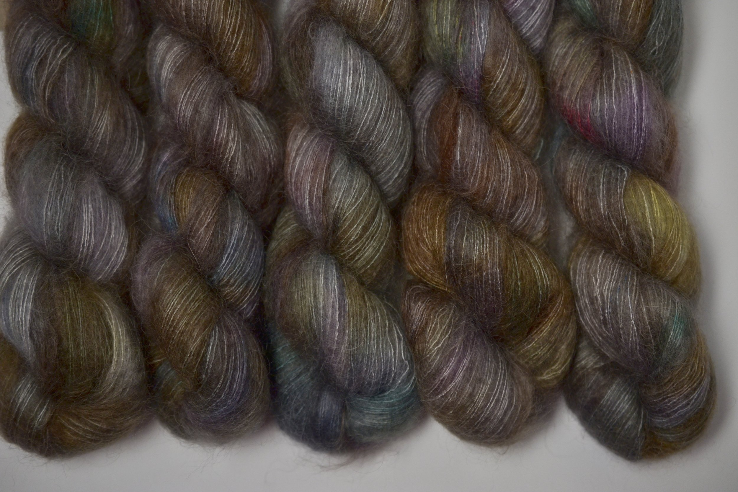 cosmic - Mohair lace