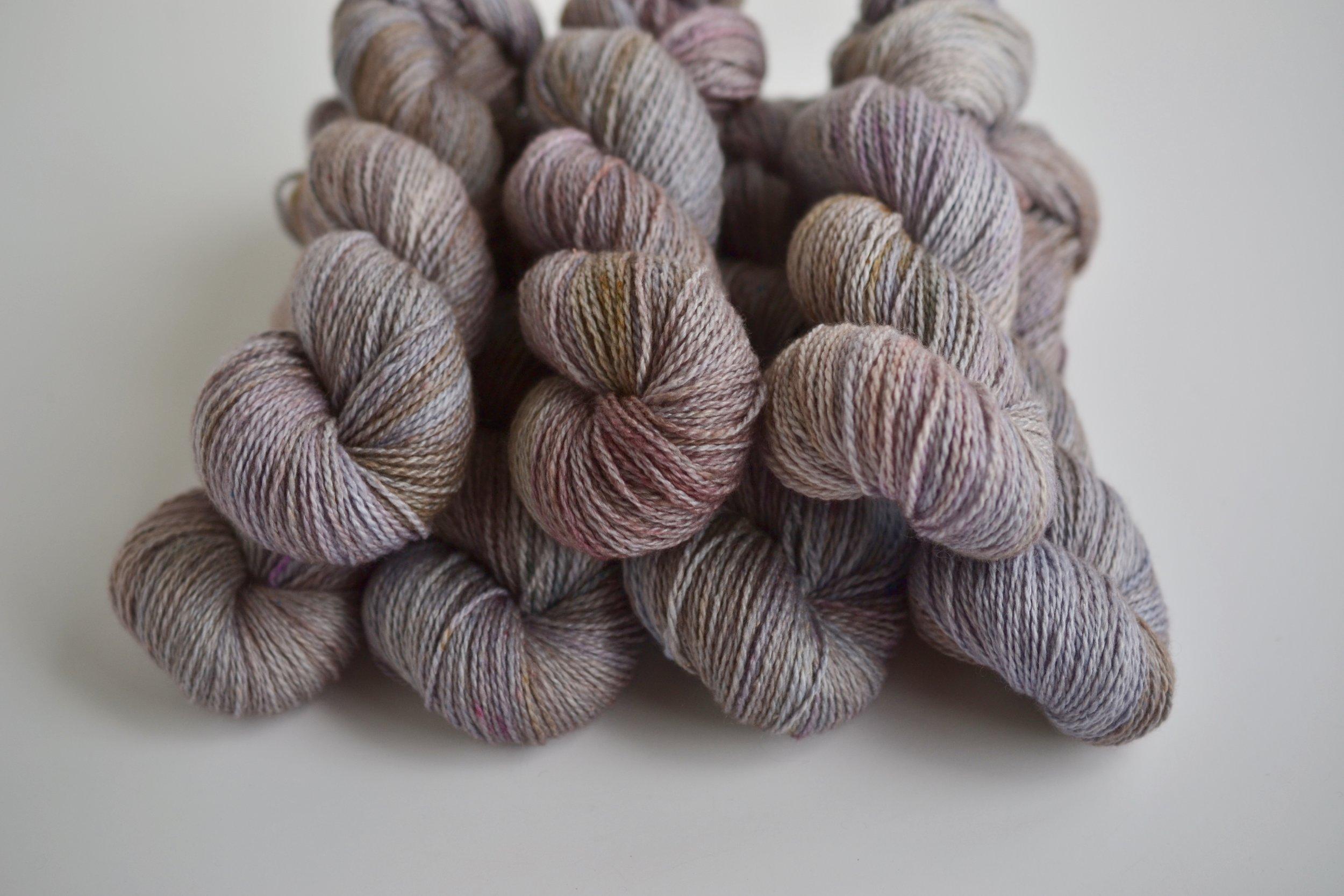 Lydia - cashmere + silk